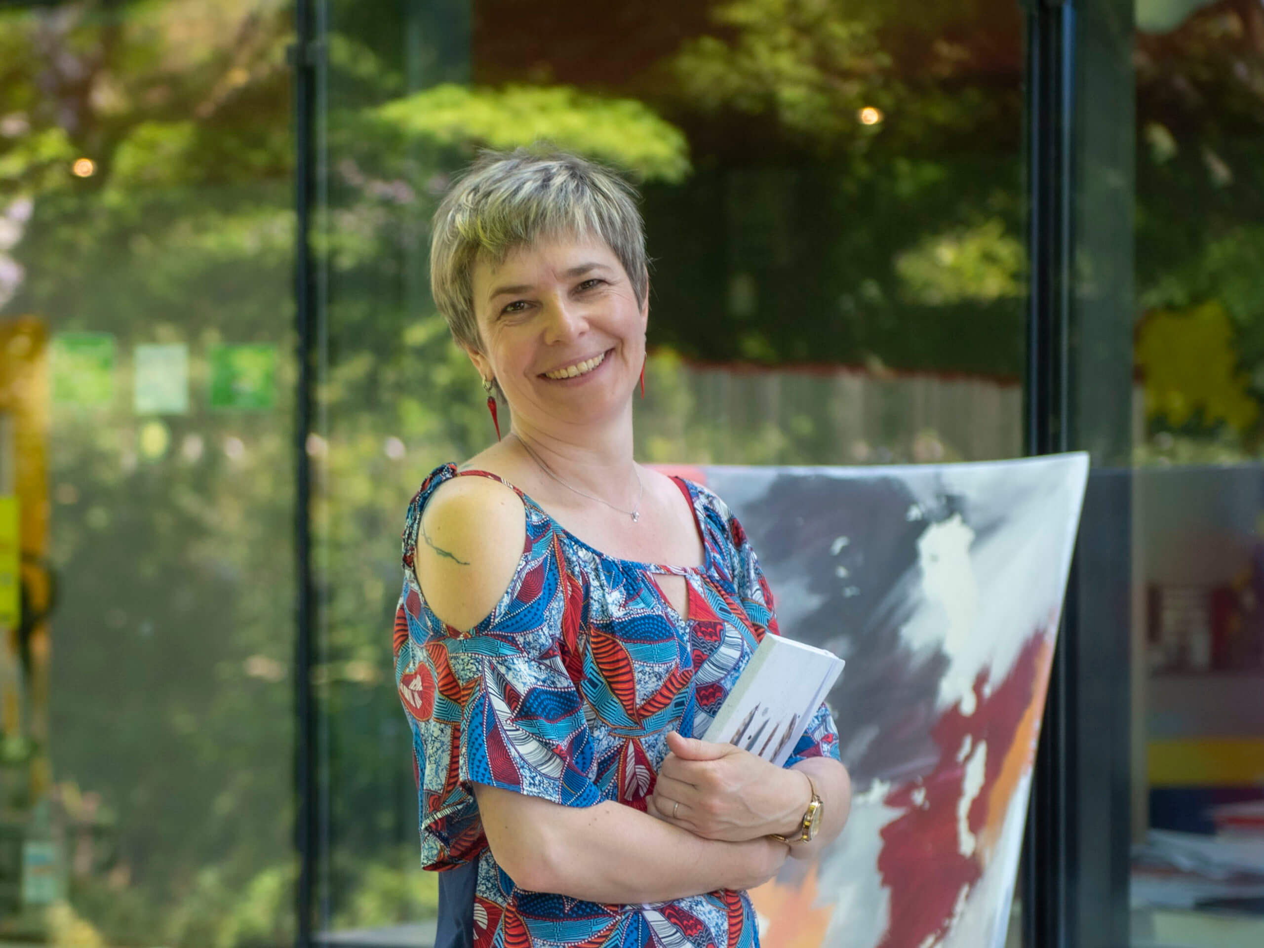Vesselina Malhomme, coach en développement personnel à Orléans